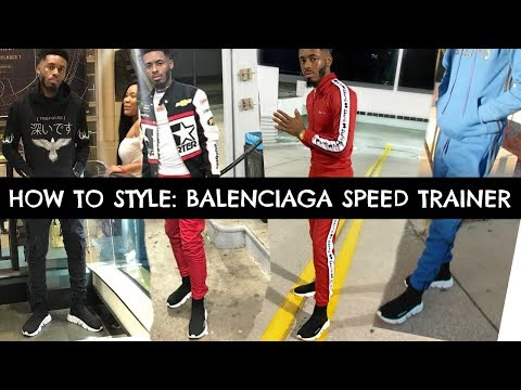 how-to-style-balenciaga-speed-trainers-|-chill-ways-to-wear