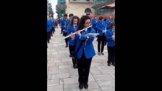 Sorresca 2016 - Banda  L. Ceccarelli  -San Felice Circeo