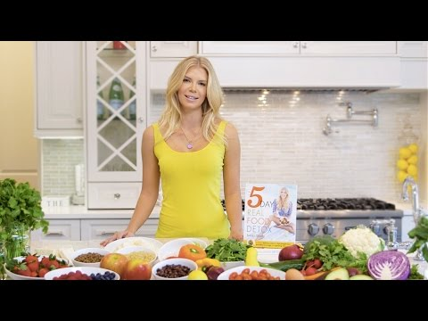 The 5-Day Real Food Detox: Official Book Trailer