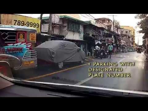 Manila Street Parking (E. Zamora St. Pandacan)
