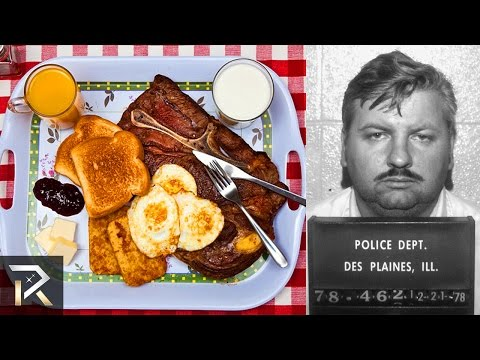 10 Shocking Last Meal Requests On Death Row