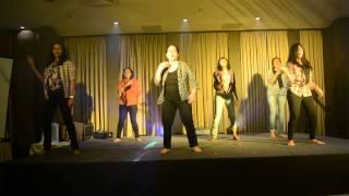 NUJS Farewell Dance Performance | Hawa Hawa, Ole Ole, Besharam