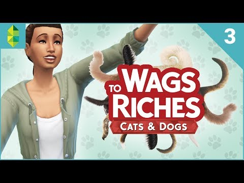 Wags to Riches - Part 3 (Sims 4 Cats & Dogs)
