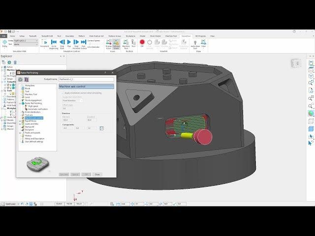 Automatic Orientation Vectors - PowerMill 2019.2 Update