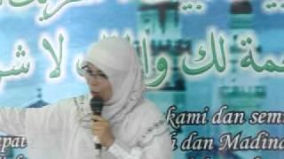 Ceramah Walimatussafar Ummi Hj Zuhriyah