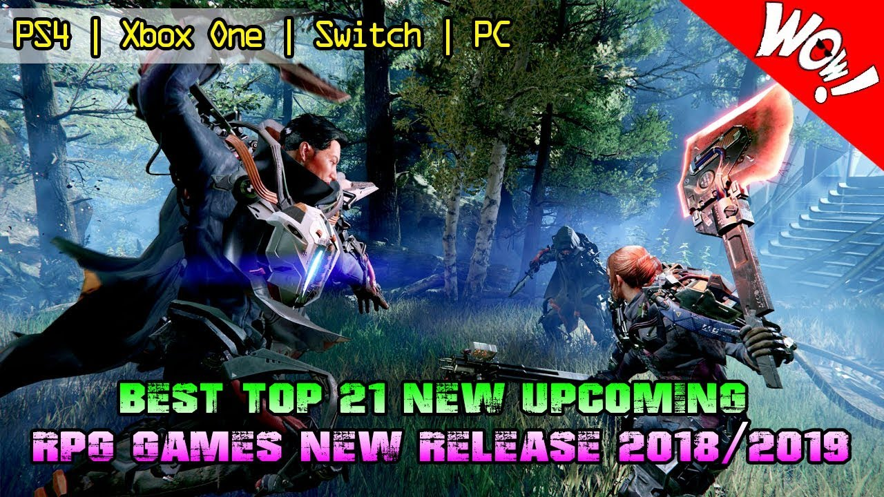 Best Top 21 New Upcoming Rpg Games 21 New Release 2018