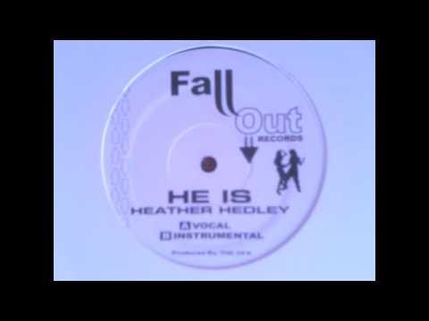 He Is (DFA Vocal) - Heather Hedley