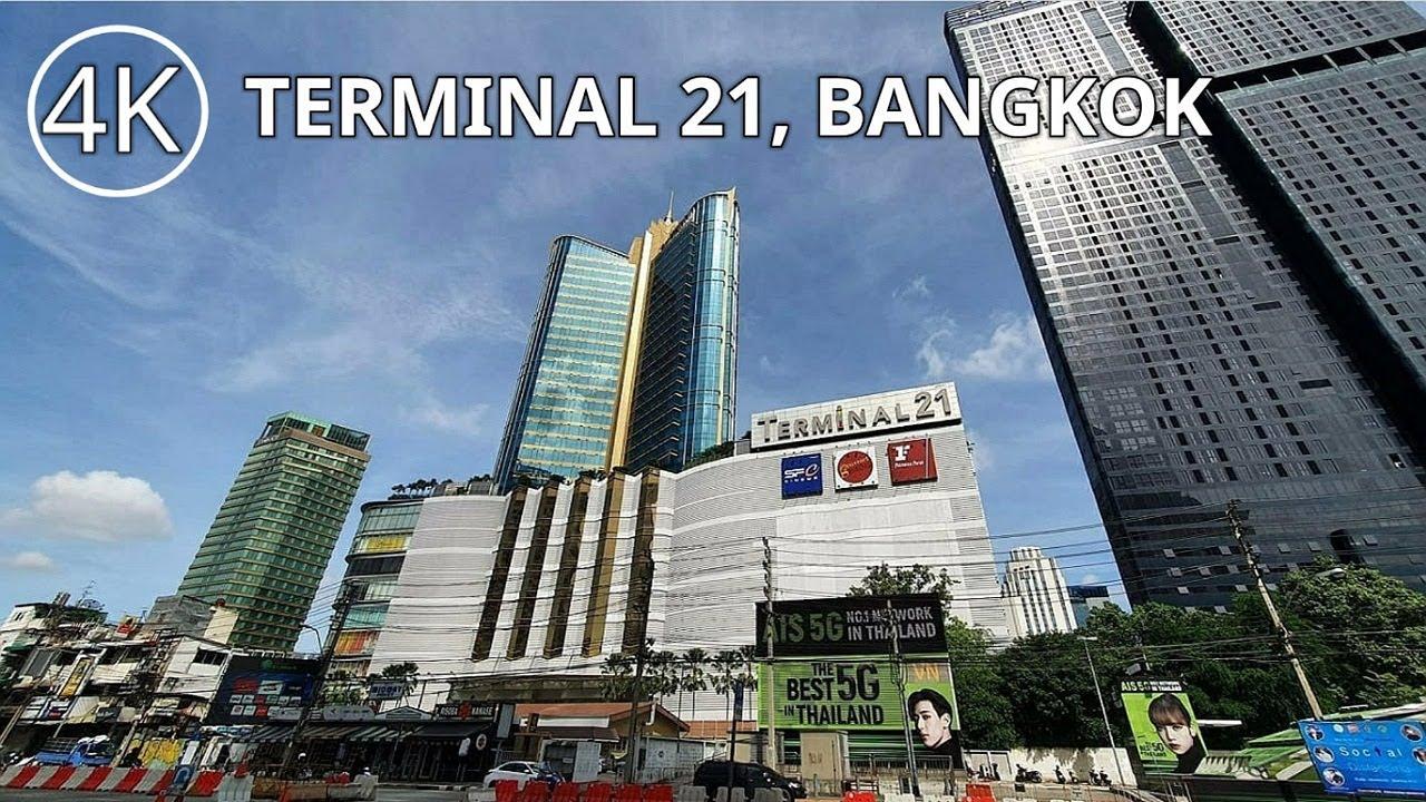 Photo of โรง ภาพยนตร์ terminal 21 – [4K] Terminal 21 Shopping Mall Bangkok, Thailand (Mar 2021)