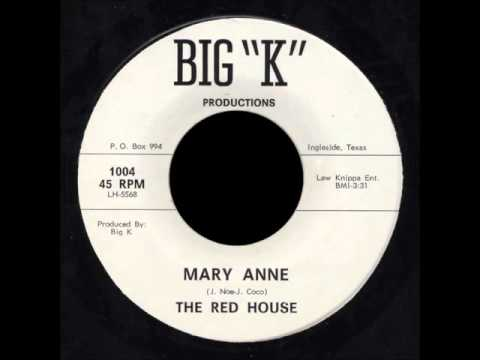 The Red House - Mary Anne (1969)