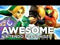 10 Awesome Nintendo Franchises mp3