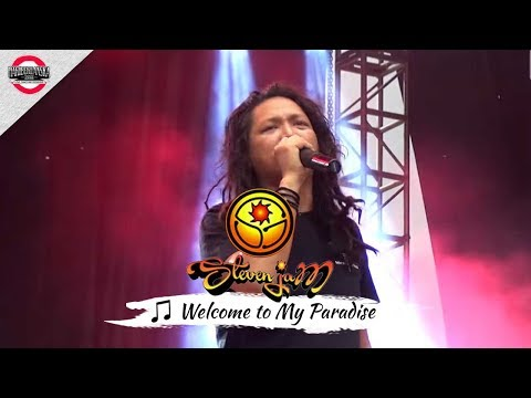 [OFFICIAL MB2016] STEVEN JAM | WELCOME TO MY PARADISE [Live Konser Mari Berdanska 2016 Bandung]