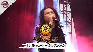 STEVEN JAM   WELCOME TO MY PARADISE