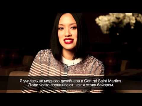 Tiffany Hsu Interview for Buro 24/7 Kazakhstan