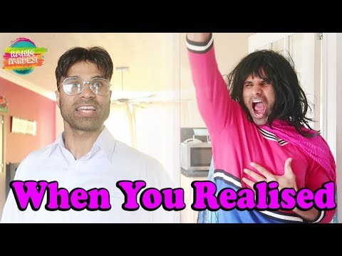 When You Realised   Rahim Pardesi