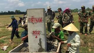 Sự Hình Thành Đường Biên Giới Việt Nam Và Campuchia
