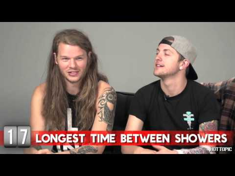 Hot Minute: I Prevail