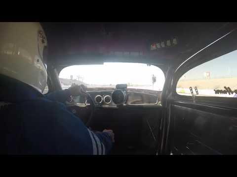 Gene Ulrich first ride in Drag Car