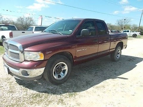 2002 Dodge Ram 1500 Slt 5 9 Review