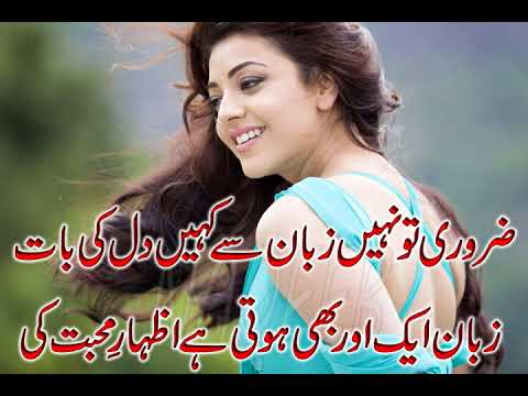 Nice Collection Of 2 Lines Poetry For Everyone|Romantic & Sad Urdu Poetry|By Hafiz Tariq Ali| Urdu S