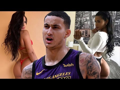 Kyle Kuzma's SUPER HOT IG GF DISRESPECTED Him Saying She  DUMPED Him Because He Couldn't Handle Her!