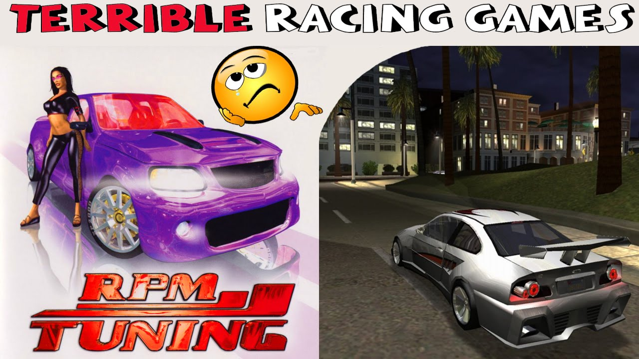 Car Customizing Games >> RPM Tuning PS2 Gameplay HD - YouTube