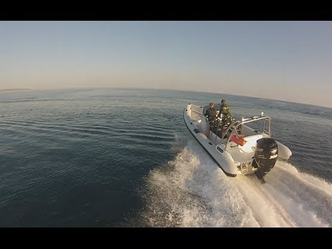 Rib Filming with Phantom, Guernsey
