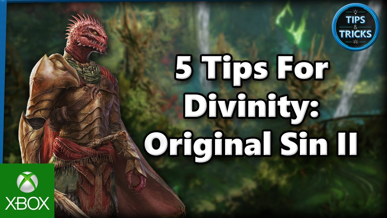 Tips and Tricks - 5 Tips for Divinity: Original Sin II
