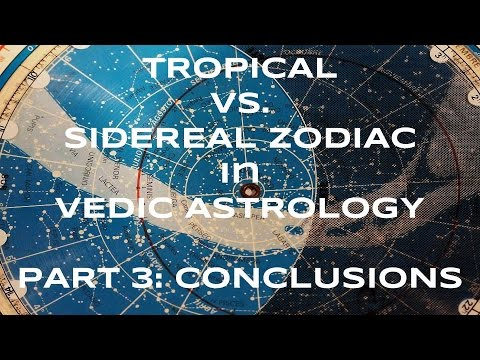 Tropical vs. Sidereal Zodiac Part 3 : Mores Charts  and Conclusions
