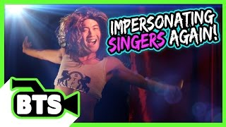 Impersonating Singers! (BTS)