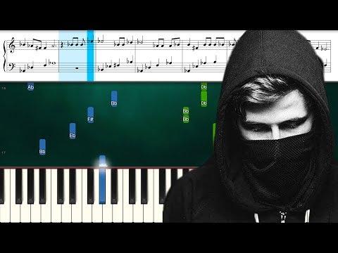 alan-walker-&-ava-max---alone,-pt.-ii-(piano-sheets)