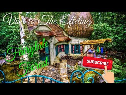 Efteling- Fairytale Forest Tour- Amazing Netherland🇳🇱🇳🇱