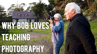 Working With Light and Why National Geographic Photographer Bob Holmes Loves Teaching Photography