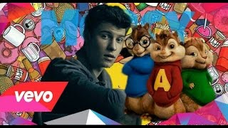 Shawn Mendes and Alvin and The Chipmunks - Mercy VEVO (Ritmos Loucos Official)