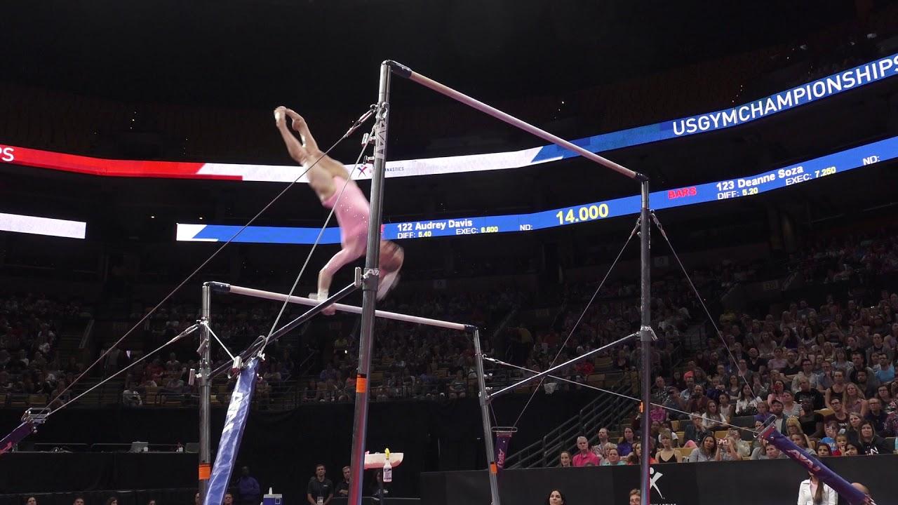 c315391d3f3f Riley McCusker - Uneven Bars - 2018 U.S. Gymnastics Championships - Senior  Women Day 2