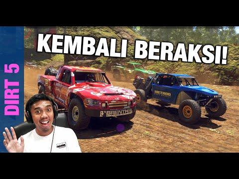 GAME BALAP PERTAMA DI PS5 | DIRT 5 INDONESIA