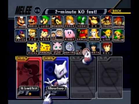 Super Smash Bros Melee Giant Hand Glitch And Sliding Mr