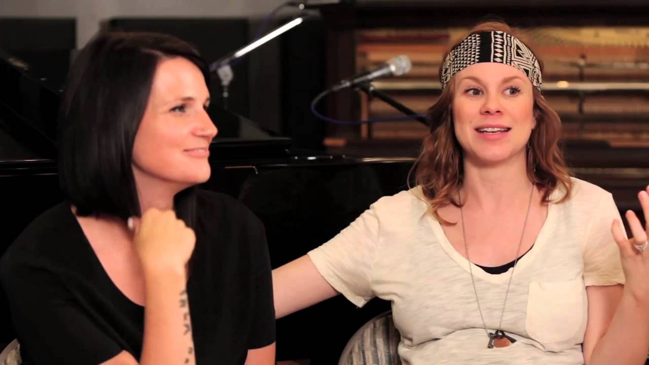 u0026quot getting there u0026quot  song story - with steffany gretzinger  u0026 amanda cook