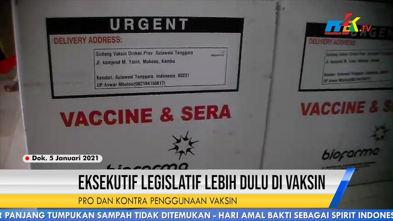 Pro dan Kontra Penggunaan Vaksin