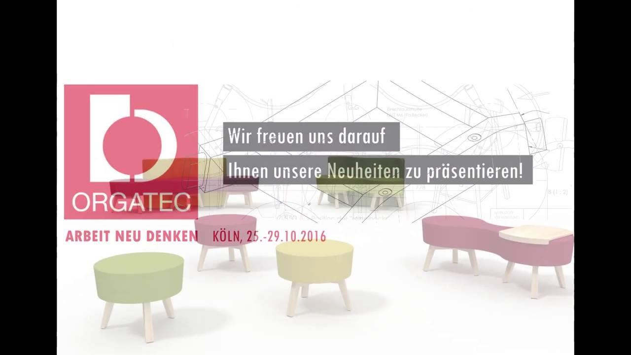 Künstlerisch Schnieder Stuhlfabrik Das Beste Von Orgatec 102016