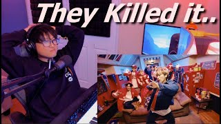 Download lagu Kpop producer reacts to NCT U '90's Love'