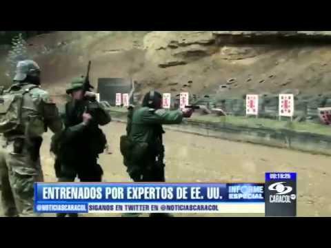 COMANDOS GRATE POLICIA NACIONAL DE COLOMBIA