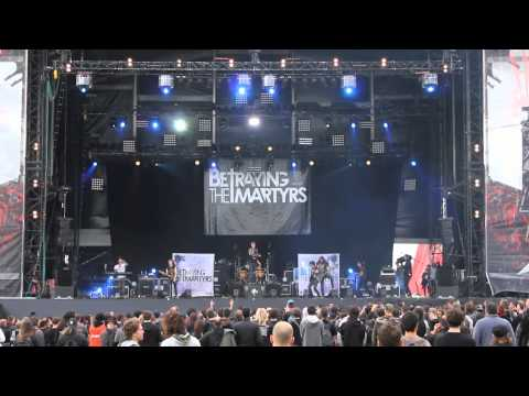 Betraying The Martyrs - Hellfest Report