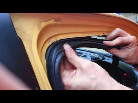 Nissan March уплотнители дверей