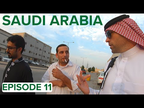 RIYADH - MOST DANGEROUS PART! 🇸🇦INSIDE SAUDI ARABIA #11
