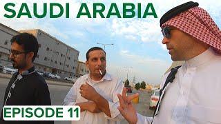 RIYADH - MOST DANGEROUS PART! 🇸🇦INSIDE SAUDI ARABIA #11
