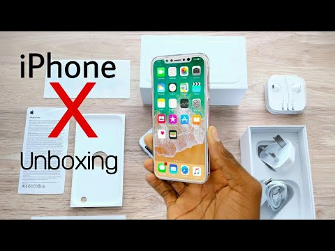 Download Youtube: Apple iPhone X Unboxing & First Look in हिंदी 🍎 iPhone 10