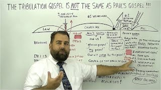 The Tribulation Gospel is NOT the Same as Paul's Gospel