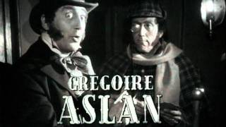FERNANDEL 1951 / L'auberge rouge / Original Promo