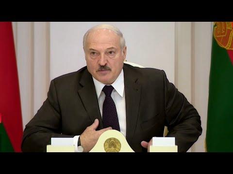Лукашенко: По этим буржуям в Белгазпромбанке вижу, сотни миллионов денег выводили из страны!