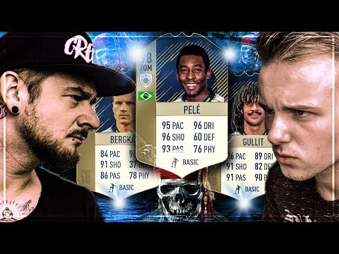 FIFA 18 | ICON BATTLESHIP WAGER Special 🔥🔥 vs Gamerbrother 😱